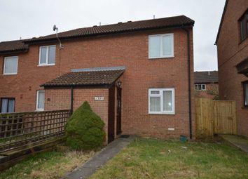 Thumbnail 1 bedroom flat to rent in Bercham, Two Mile Ash, Milton Keynes