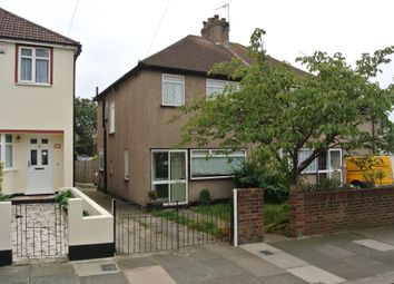 Thumbnail 3 bed semi-detached house to rent in Downing Drive, Greenford
