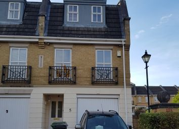 Thumbnail 3 bed terraced house to rent in Napier Court, Somertrees Avenue, London