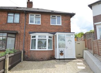 Thumbnail 3 bed semi-detached house for sale in Hare Grove, Northfield, Birmingham