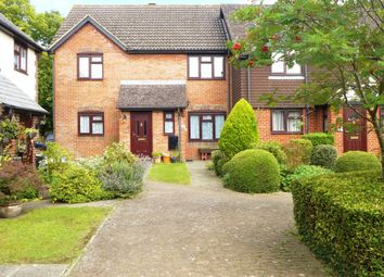 Thumbnail 2 bed town house for sale in Bartons Court, Dunleys Hill, Odiham, Hook