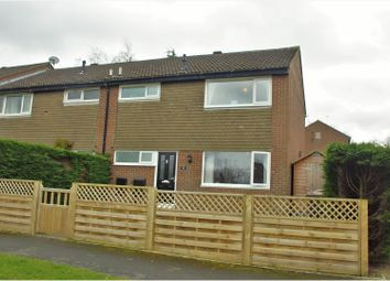 Thumbnail 3 bed end terrace house for sale in Lincoln Grove, Harrogate