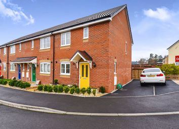 Thumbnail 3 bed semi-detached house for sale in Pyrland Fields, Taunton