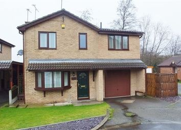 Thumbnail 4 bed detached house for sale in Tiercel Mews, Dinnington, Sheffield
