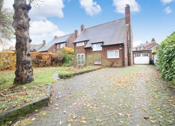Thumbnail 3 bed detached house for sale in Holmsley Lane, Woodlesford, Leeds
