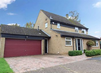 Thumbnail 4 bed detached house for sale in St. Marys Close, Bramford, Ipswich
