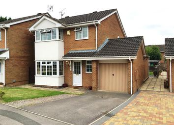 Thumbnail 4 bed detached house for sale in Delamere Drive, Stratton St. Margaret, Swindon
