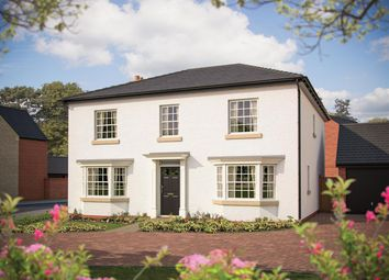 Thumbnail 5 bed property for sale in The Crescent, Flore, Northampton