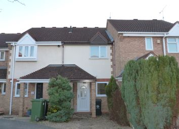 Thumbnail 2 bed terraced house to rent in Blossom Close, Worcester