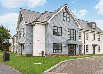 Thumbnail 2 bed flat for sale in Oakfield Road, East Wittering, Chichester