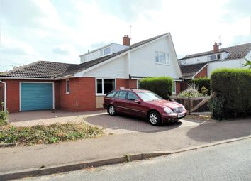 Thumbnail 4 bed detached house for sale in Trent Road, Oakham