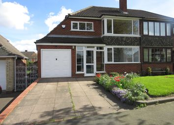 Thumbnail 3 bed semi-detached house to rent in Andrew Road, Tipton