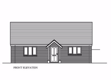 Thumbnail 2 bed detached bungalow for sale in Curtis Way, Weymouth