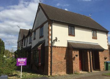 Thumbnail 1 bed terraced house to rent in Rickard Close, Aylesbury