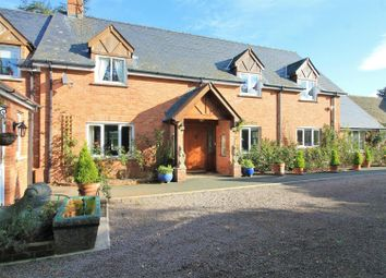 Thumbnail 5 bed detached house for sale in Llyswen, Brecon