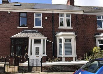 Thumbnail 4 bed terraced house for sale in Park Road, Hebburn