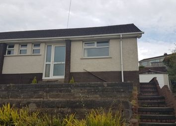 Thumbnail 3 bed bungalow to rent in Greenfield Crescent, Llansamlet, Swansea