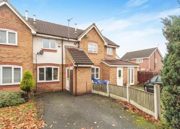 Thumbnail 2 bed town house for sale in Aquarius Close, Liverpool, Merseyside