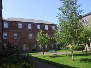 Thumbnail 1 bed flat to rent in Riverview, Carlisle