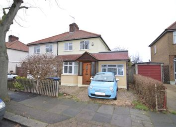 Thumbnail 3 bed semi-detached house for sale in Chestnut Road, Enfield