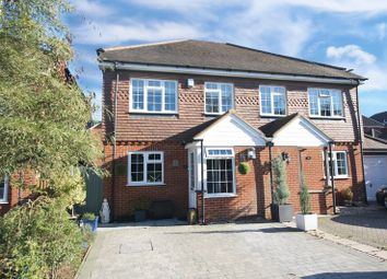 Thumbnail 4 bed semi-detached house for sale in Buckland Road, Lower Kingswood, Tadworth
