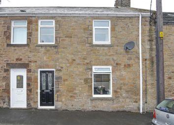 Thumbnail 3 bedroom terraced house for sale in Cort Street, Consett