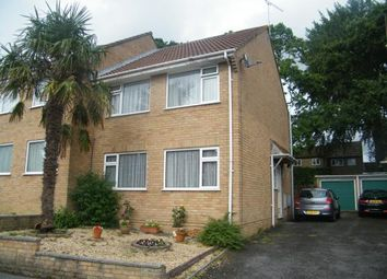 Thumbnail 3 bedroom semi-detached house for sale in Sandpiper Close, Poole