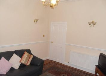 Thumbnail 1 bed flat to rent in Victoria Street, Dumbarton