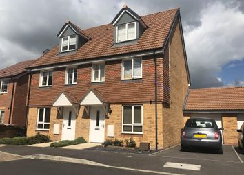 Thumbnail Semi-detached house for sale in Raven Road, Didcot