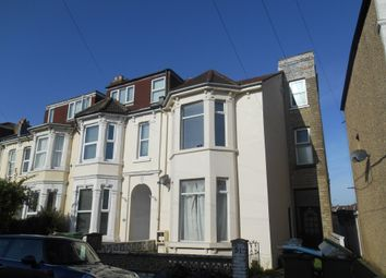 Thumbnail 5 bed flat to rent in Worthing Road, Southsea