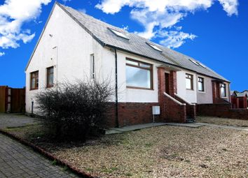 Thumbnail 4 bedroom semi-detached house for sale in Mcqueen Avenue, Cumnock