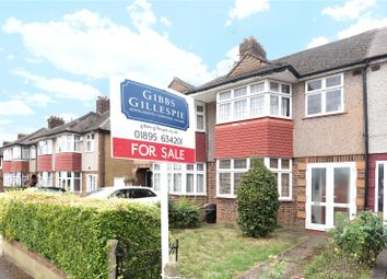 Thumbnail 3 bedroom terraced house for sale in Field End Road, Ruislip, Middlesex