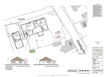 Thumbnail 2 bed detached house for sale in Princes Walk, Strood, Rochester, Kent