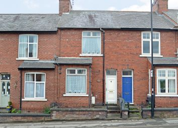 Thumbnail 3 bed terraced house for sale in Poppleton Road, York