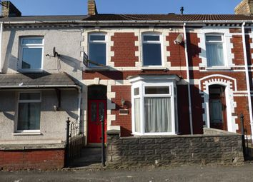 Thumbnail 4 bed terraced house to rent in 14 Tydraw Street, Port Talbot, Port Talbot