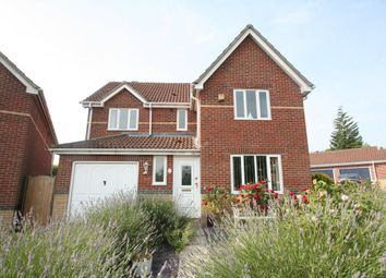 Thumbnail 4 bed detached house to rent in St. Brendans Close, Bishopdown, Salisbury
