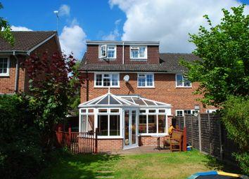 Thumbnail 5 bed semi-detached house to rent in Oaklea, Ash Vale, Aldershot