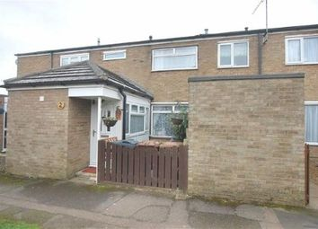 Thumbnail 3 bed terraced house for sale in Norwich Close, Stevenage, Hertfordshire