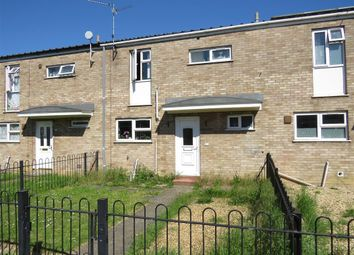 Thumbnail 3 bed terraced house for sale in Field Walk, Peterborough