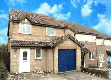Thumbnail 3 bed property to rent in Badgers Brook, Brackla, Bridgend