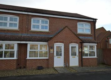 Thumbnail 2 bedroom terraced house for sale in Ashcourt Drive, Hornsea, East Yorkshire