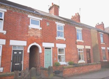Thumbnail 3 bed terraced house for sale in Chapel Street, Kilburn, Belper