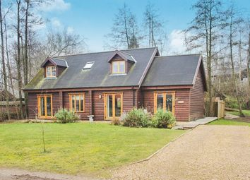 Thumbnail 4 bed detached house for sale in Common Road, Pentney, King's Lynn