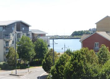Thumbnail 1 bed flat to rent in Rhodfa'r Gwagenni, Barry
