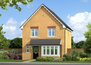 "Thumbnail 4 bed detached house for sale in ""The Coverham"" at Littleworth Lane, Barnsley"