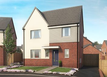 """Thumbnail 3 bed property for sale in """"The Axerley"""" at Little Eaves Lane, Stoke-On-Trent"""