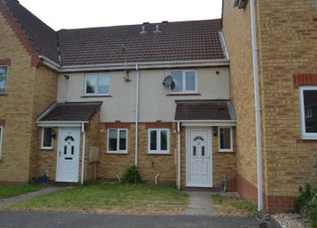 Thumbnail Terraced house to rent in Borkum Close, Andover