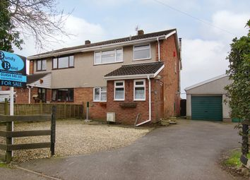 Thumbnail 3 bed semi-detached house for sale in Stover Road, Yate, Bristol