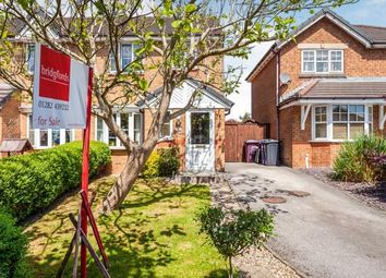Thumbnail 3 bed semi-detached house for sale in The Shortlands, Padiham, Burnley, Lancashire