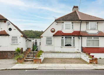 Thumbnail 3 bed semi-detached house for sale in Wickham Lane, London